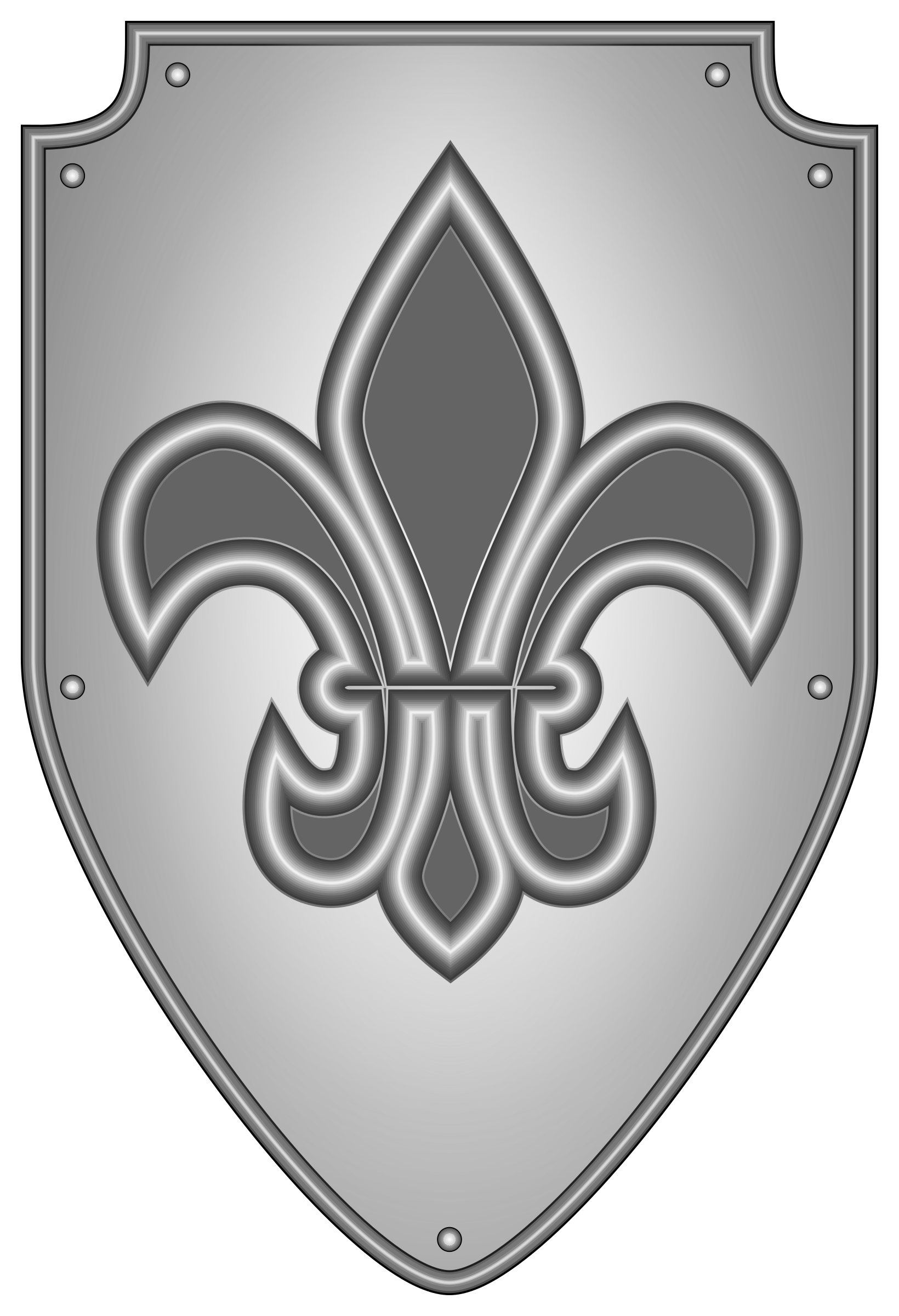 clip art library Knight shield clipart. Big image png