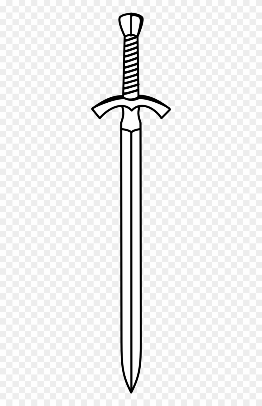 clip art royalty free stock Knight sword clipart. Download free png black