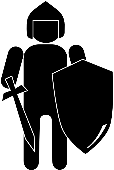 graphic transparent stock Knight sword clipart. Clip art at clker