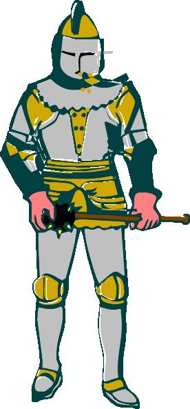 jpg royalty free Knight clip art at. Knights clipart.