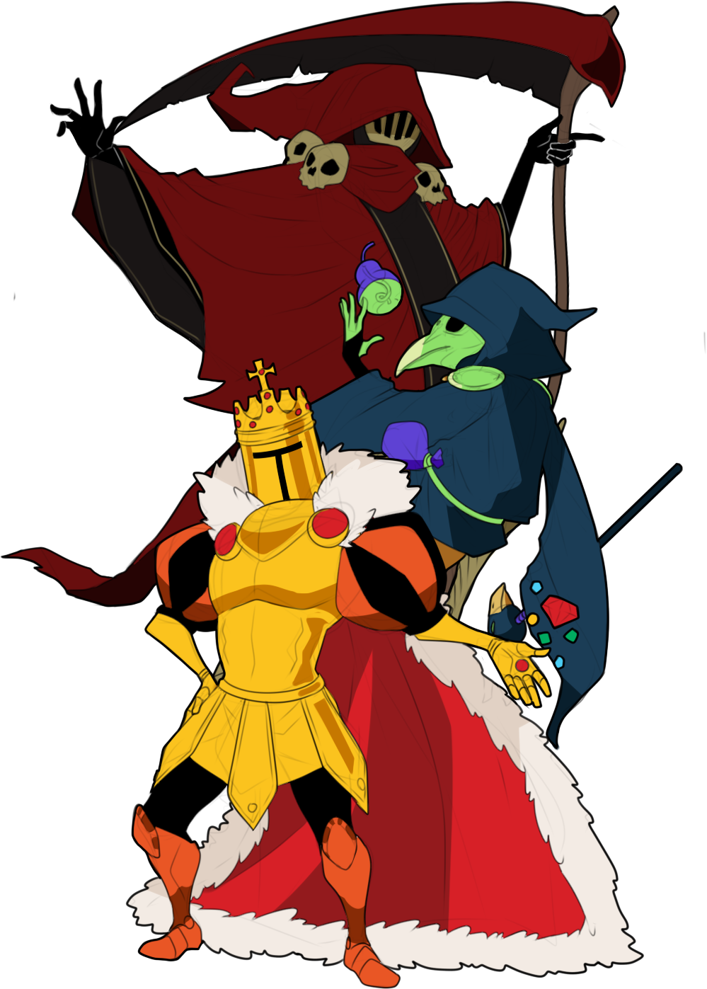 picture royalty free Knights clipart altar. Shovel knight fan art