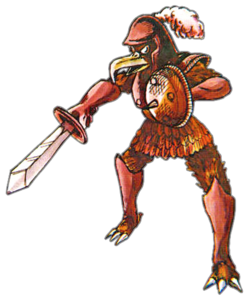 clip art freeuse download Knights clipart castle guard. Fokka zelda wiki.