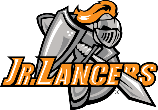 clipart transparent download Knights clipart lancer. Omaha junior lancers high.