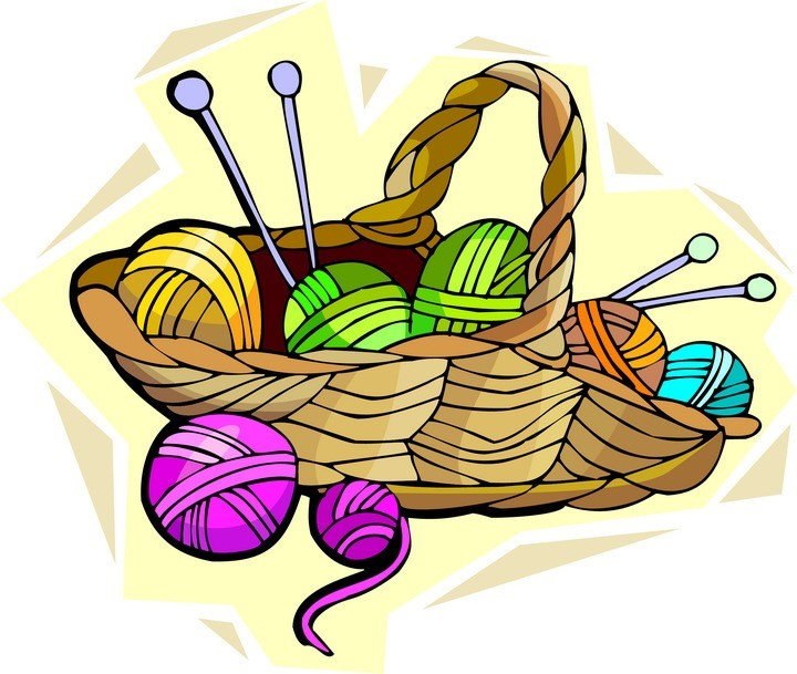 image transparent Knitting clipart. .