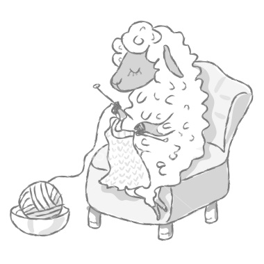png library stock Knitting sheep clipart. Free cliparts download clip