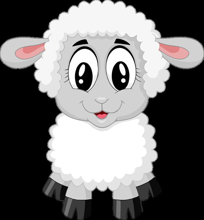jpg royalty free stock Knitting sheep clipart. Free image on pixabay