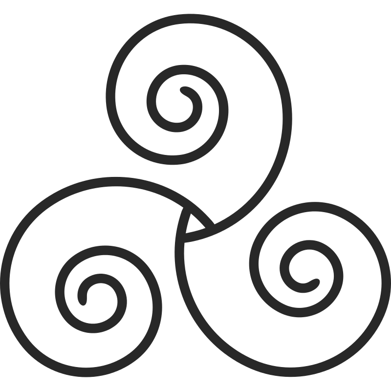 banner royalty free Knot clipart. Celtic spiral free on.
