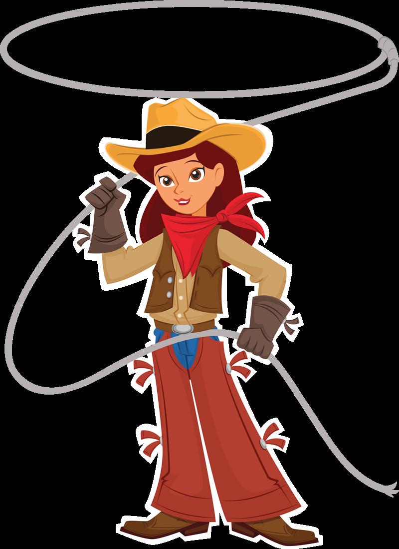 picture free download Lasso Cowboy Clip art