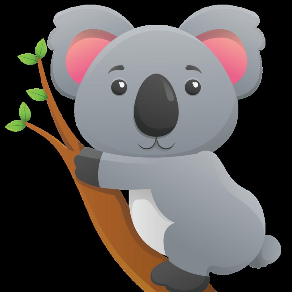 clipart freeuse library Star hatenylo com cute. Koala clipart