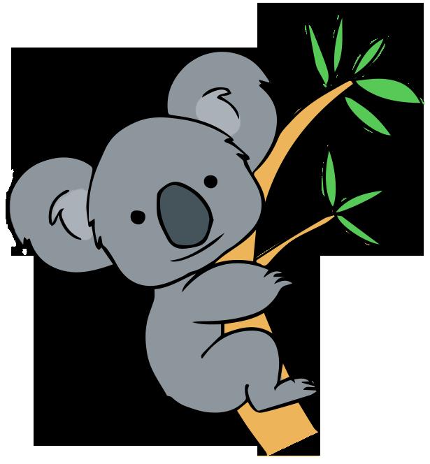banner free download Koala Clipart at GetDrawings