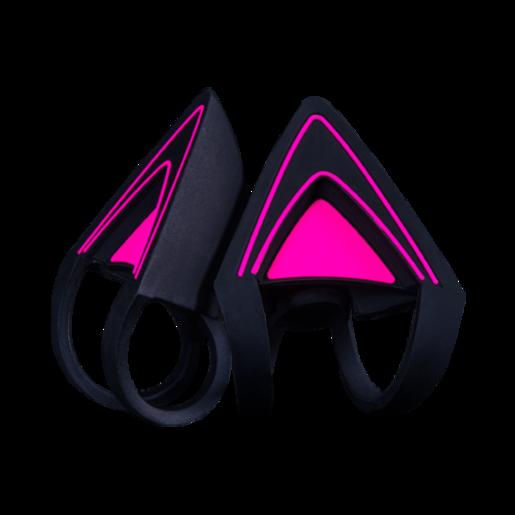 clip art black and white Kitty Ears for Razer Kraken