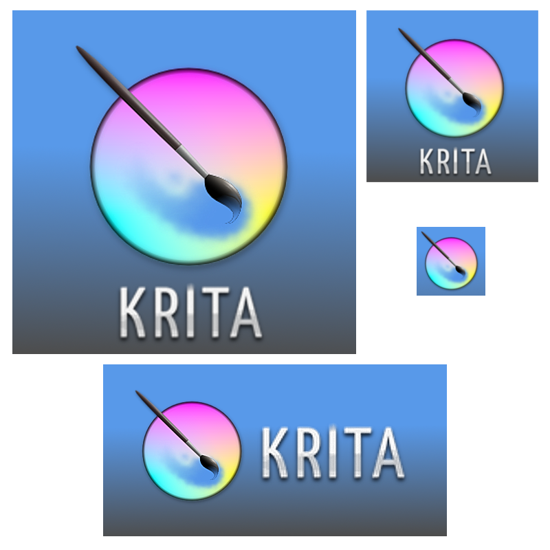 picture freeuse library Windows Tiles Krita by Windows
