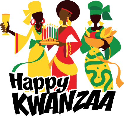 clipart freeuse library Thanksgiving el space the. Kwanzaa clipart kwanzaa food.