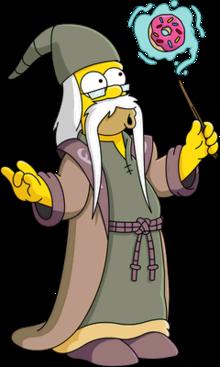 svg freeuse Headmaster greystash wikisimpsons the. Kwanzaa clipart mantle.