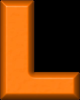 vector transparent library Presentation alphabets orange refrigerator. L clipart alphabet l.
