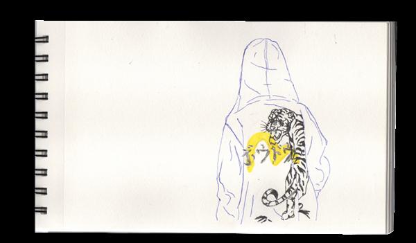 clip freeuse download sketchbook october