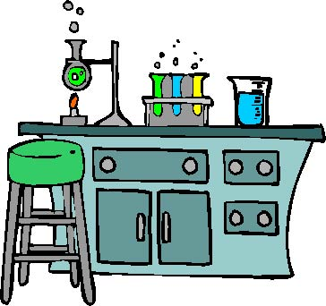 freeuse library Lab clipart.  science clip art