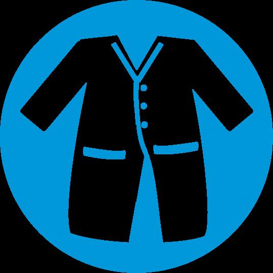 clip art royalty free download vector doctor coat #107730729
