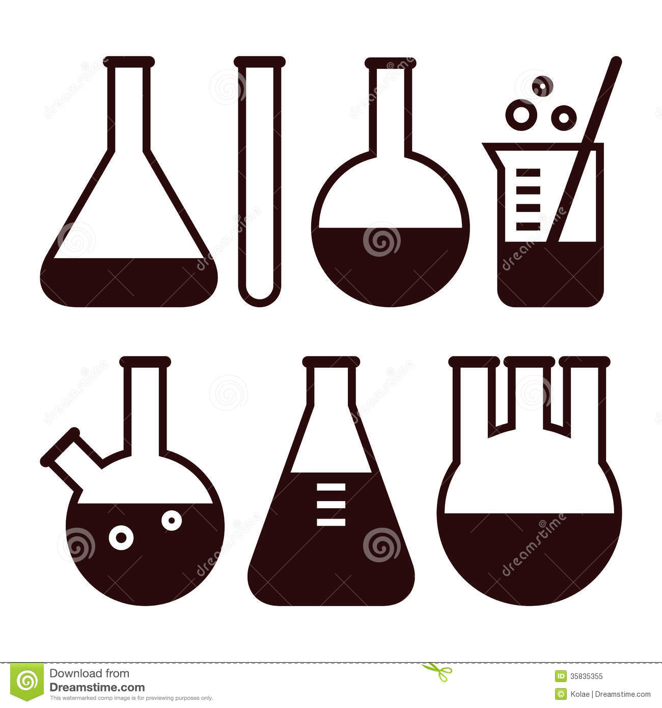 transparent library Station . Lab equipment clipart