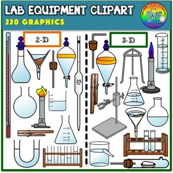 clipart transparent download Lab equipment clipart. D