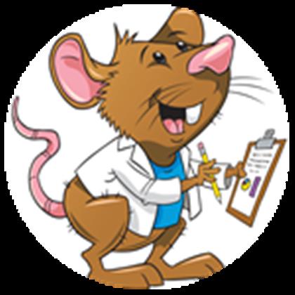 image transparent Lab rat clipart. Roblox