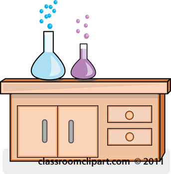 clip art royalty free stock Transparent free for . Lab table clipart