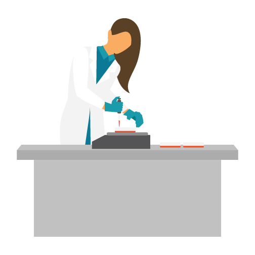 png free library Lab table clipart. Mdx clinical lims software