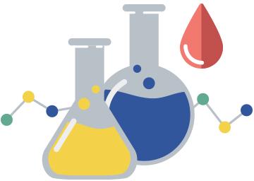 clip transparent Blood draw transparent free. Lab testing clipart