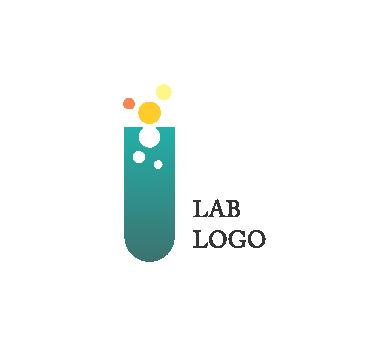image stock Lab logos designs download