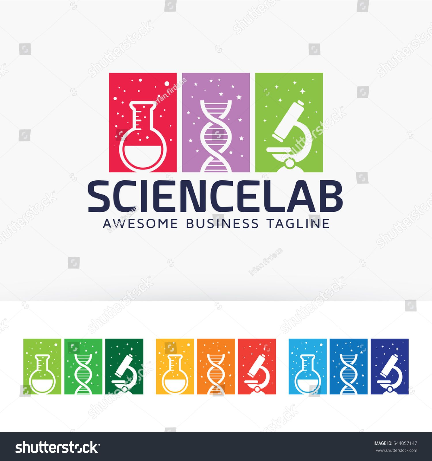 graphic freeuse library Universe vector science. Lab logo template dna