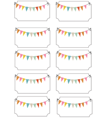 image royalty free Etiketten creative pinterest parties. Label clipart carnival.