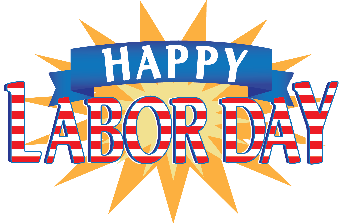 png royalty free library  happy day. Labor clipart