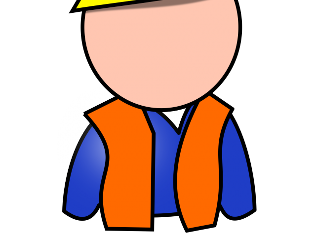 graphic transparent library Labor clipart construction crew. Industrial worker free on.