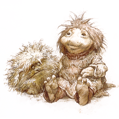 banner transparent library The Dark Crystal