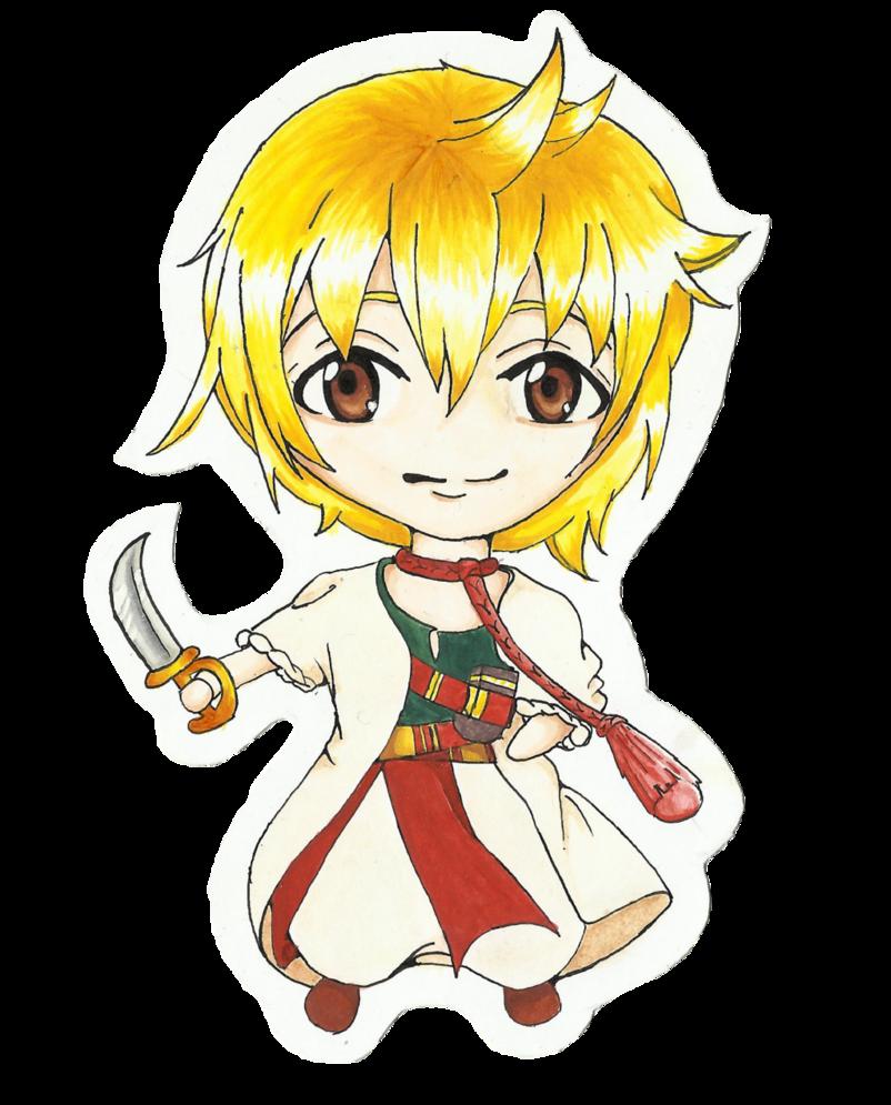 image free library Anime Morgiana Judal Magi