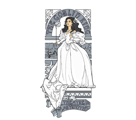 graphic royalty free library Theatre de la Labyrinth