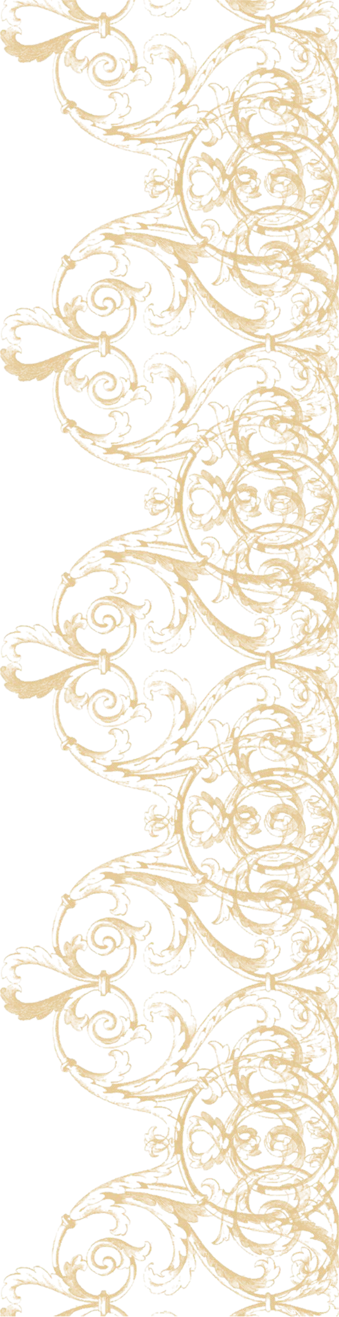 banner stock White clip art free. Lace clipart.