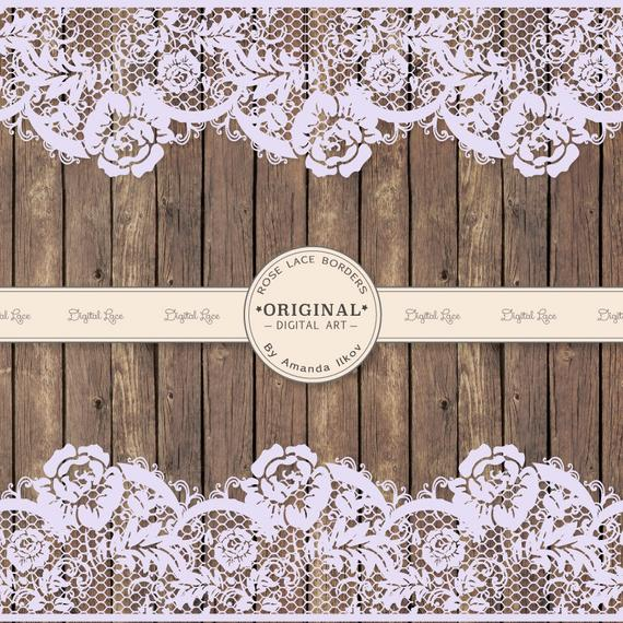 svg library download Lace clipart vector. Extra wide lavender wedding