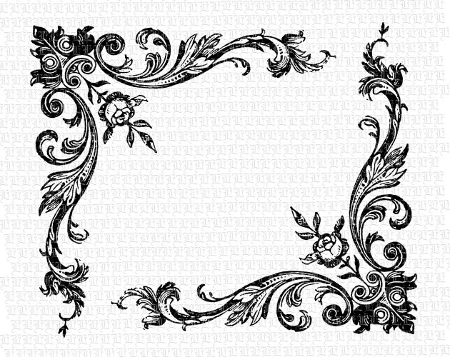 image royalty free Free corner cliparts download. Clipart lace
