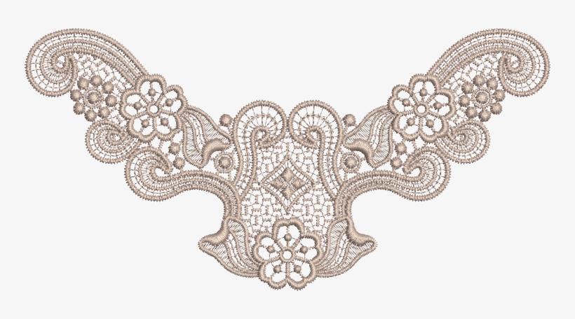 image transparent stock Vintage png black and. Laces clipart antique lace.
