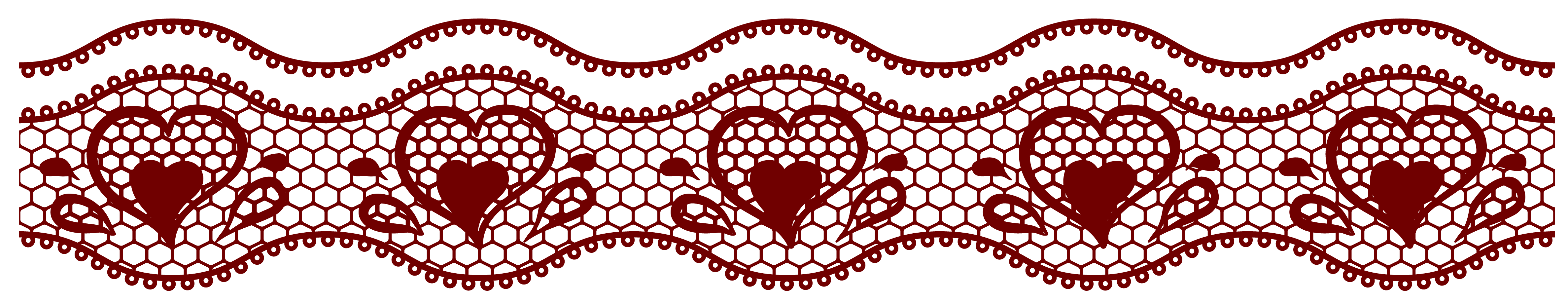 clipart transparent Lace free download on. Laces clipart banner.