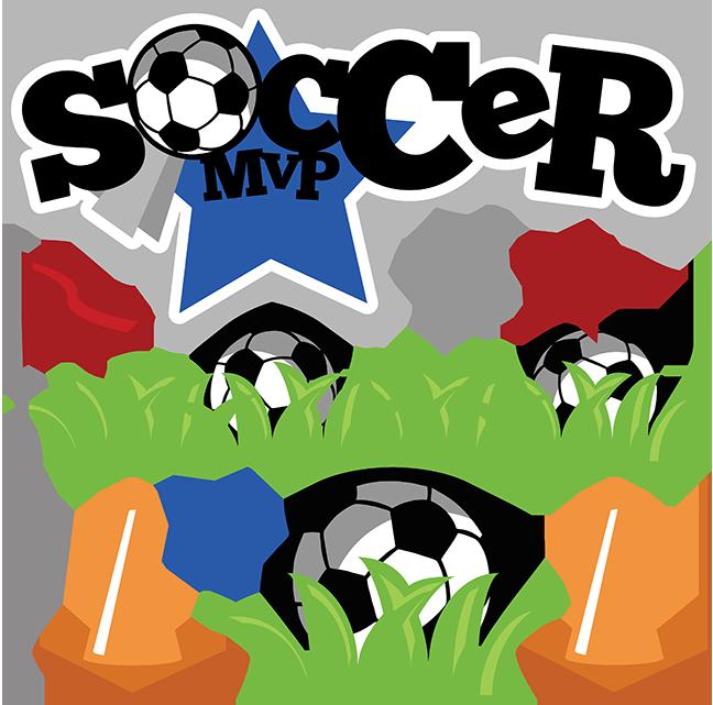 jpg freeuse library Soccer MVP SVG soccer clipart soccer ball clipart cute clip art