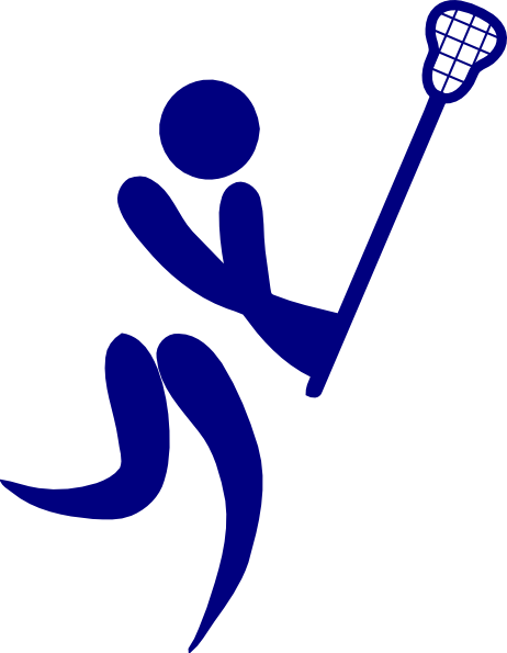 clip library library Lacrosse clipart file. Blue clip art at.