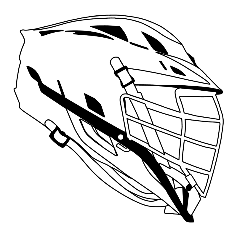 graphic transparent library Lacrosse Clipart sketches