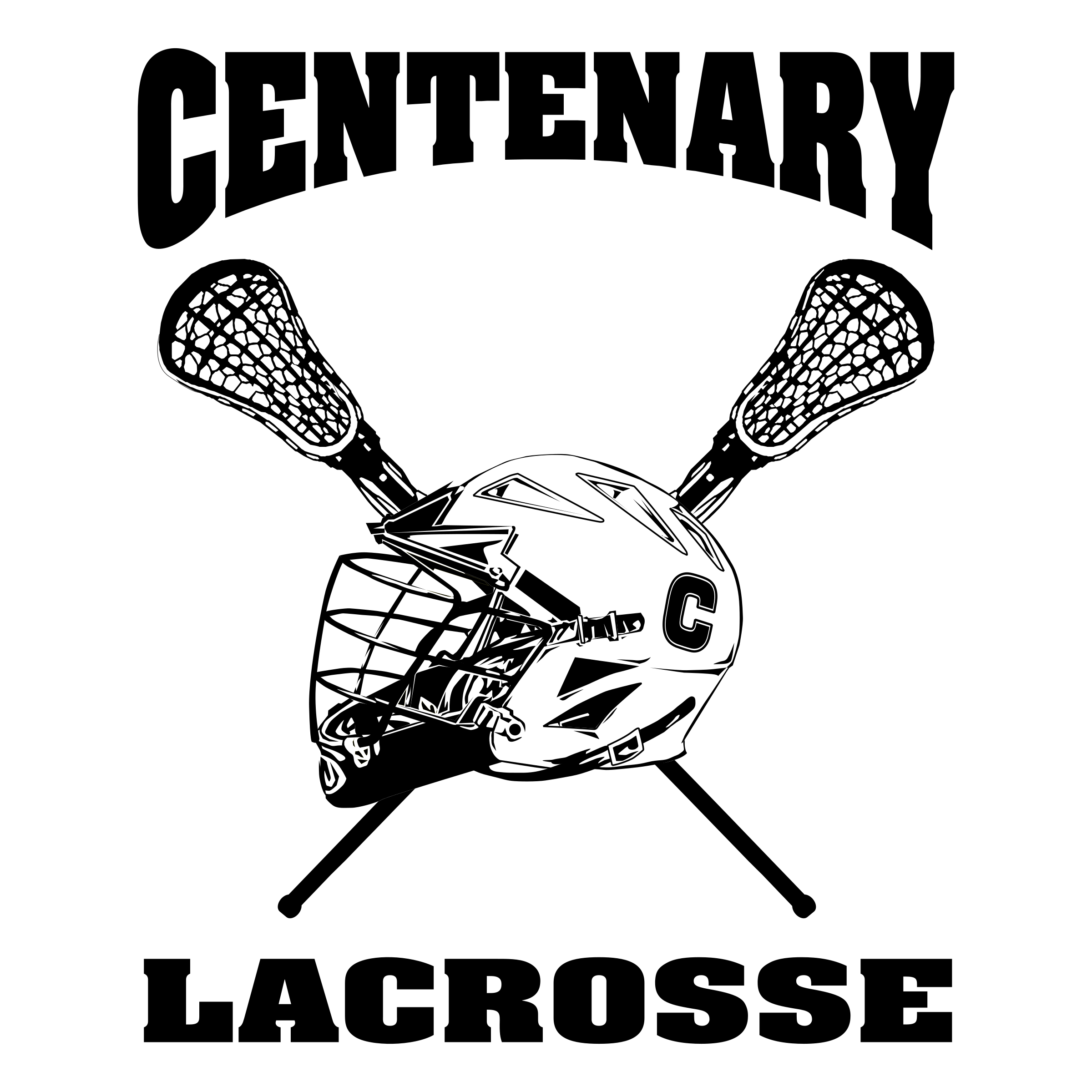 jpg stock Centenary Lacrosse Logo PNG Transparent