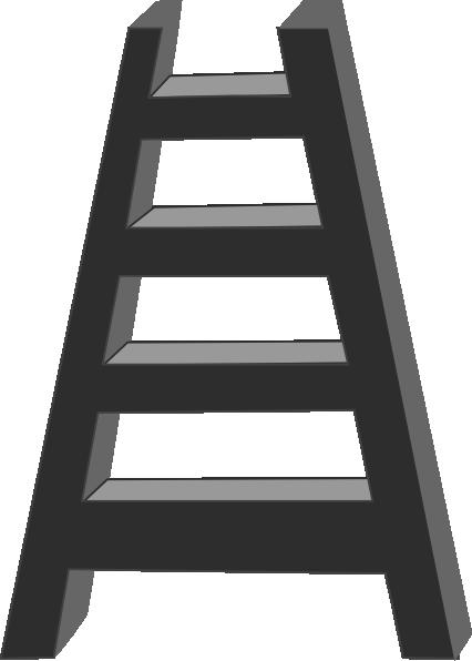 clip art transparent Ladder Clip Art at Clker