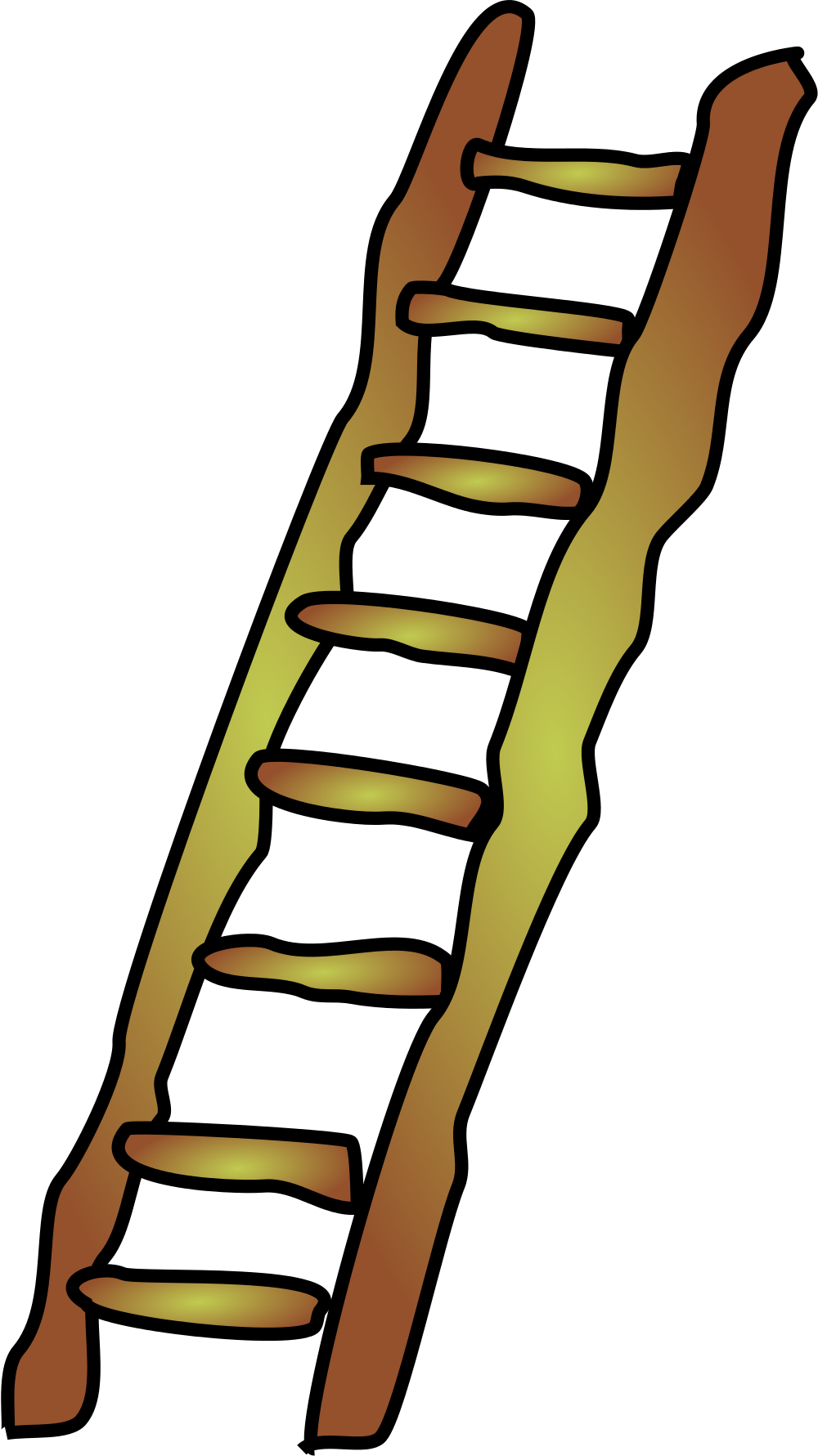 clip transparent stock Ladder clipart png. File svg wikimedia commons.