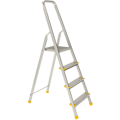 clip library download Double Aluminium Ladder transparent PNG