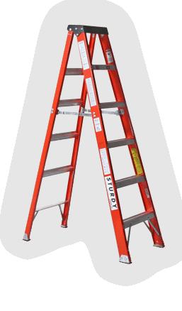 clip art stock Sturdy Ladder