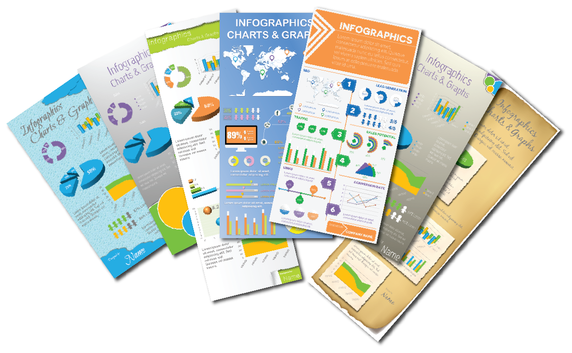 svg library download free infographic powerpoint template